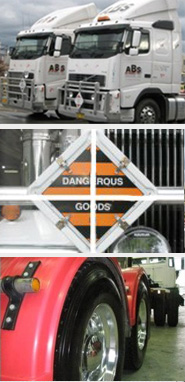 ABS Dangerous Goods Transport